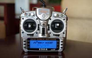 In-Stock-FrSky-2-4G-Taranis-X9D-16CH-Telemetry-Transmitter-open-source--Receiver-not-included