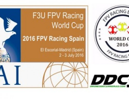 FPV RACING SPAIN: Detalles y Normativa aplicable