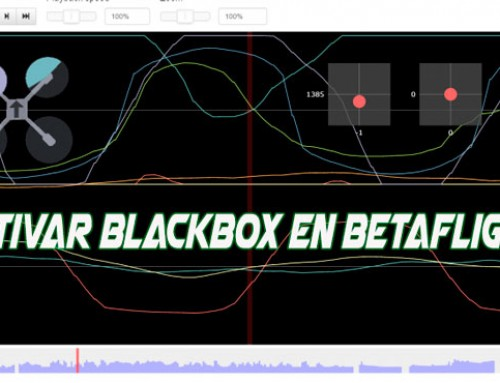 Como activar BLACKBOX en BETAFLIGHT