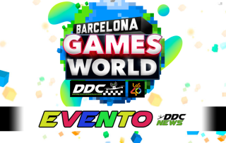 evento BCN Games World ddc