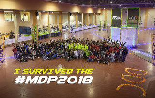 I SURVIVED THE MDP2018