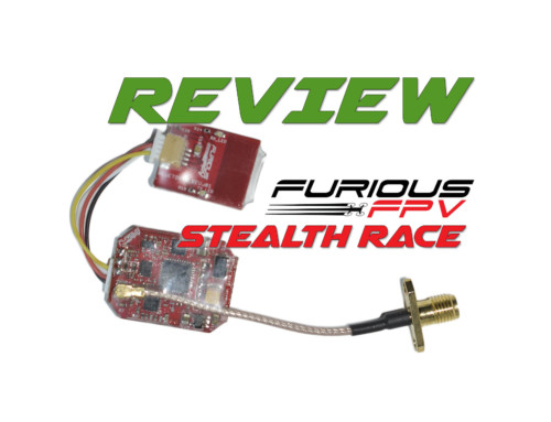Review Furious FPV Stealth Race con módulo Bluetooth