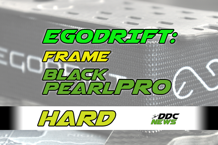 EGODRIFT: Frame BlackpearlPRO Unibody Wide-X